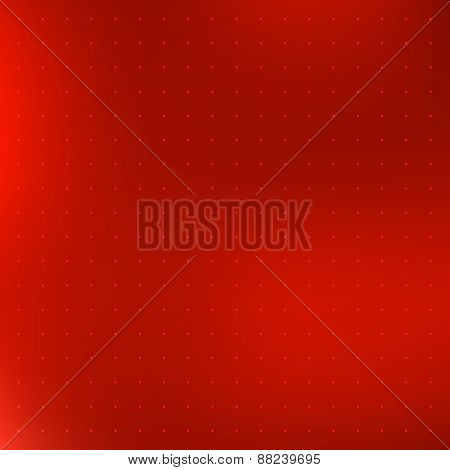 Red Blurred Background Abstract vector