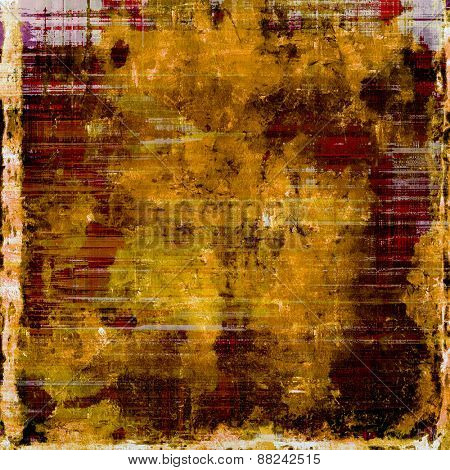 Vintage texture ideal for retro backgrounds. With different color patterns: yellow (beige); brown; gray; red (orange)