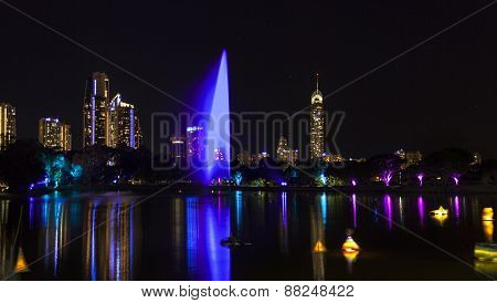 Glow Festival Gold Coast Australia