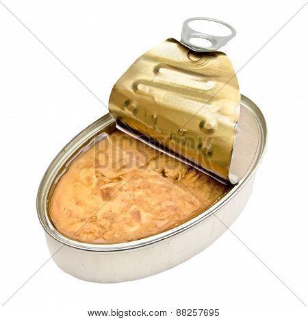 Tuna in a tin