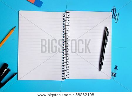 Empty Notepad