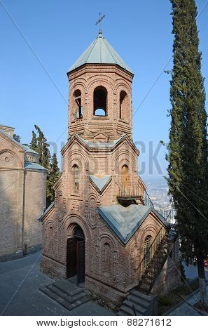 Mamadaviti (Father David) Church, Mtatsminda Mount, Tbilisi