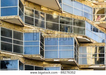 Modernist Building Design