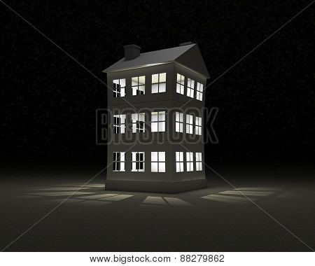 Paper House In Nights