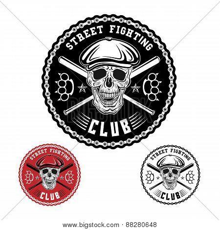Street Fight Emblem