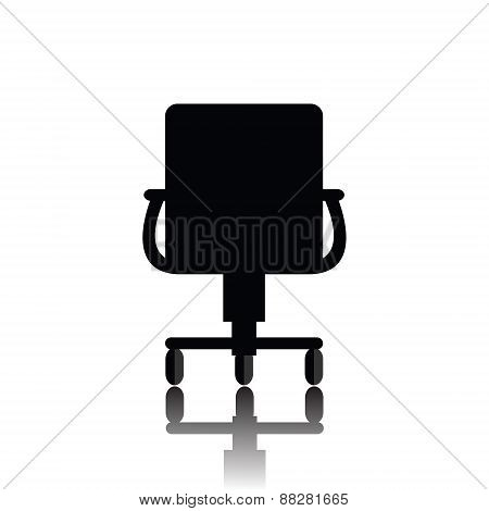 black chairs for office