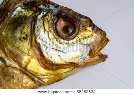 Dried Smoked Fish Head