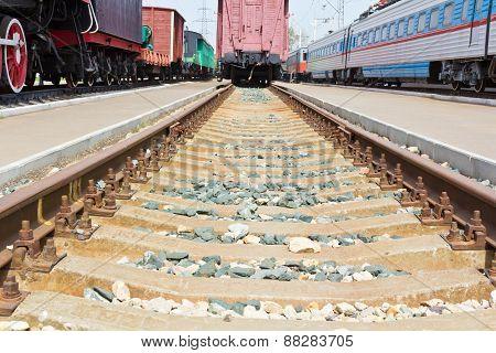 Old Train Way