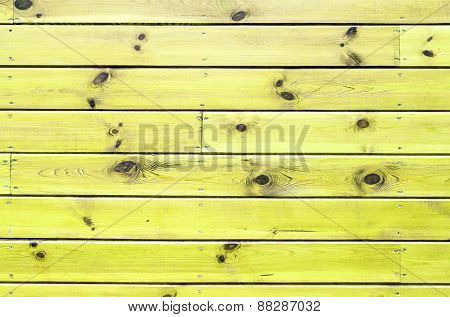 Painted Wood Wall - Texture Or Background