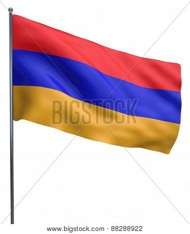 Armenia Flag Image