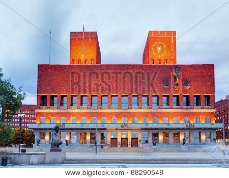Oslo City Hall, Norway