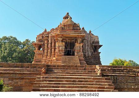 Chitragupta Temple In  Khajuraho