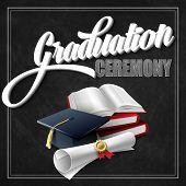 image of graduation  - Graduation Ceremony - JPG