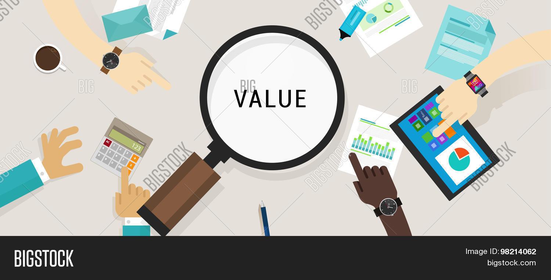 Value Proposition Customer Concept Vector Icon