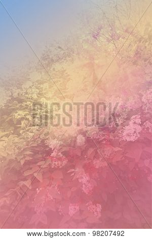 Abstract Artistic Background