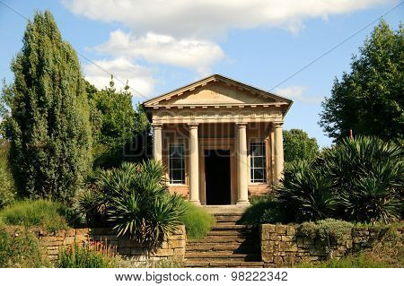King William's Temple in Kew Gardens