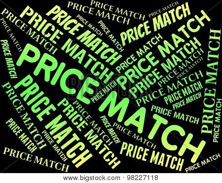 Price Match Represents Expense Beaten And Rate