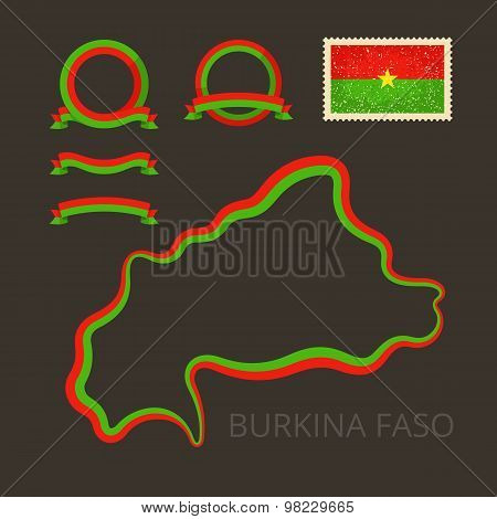 Colors Of Burkina Faso