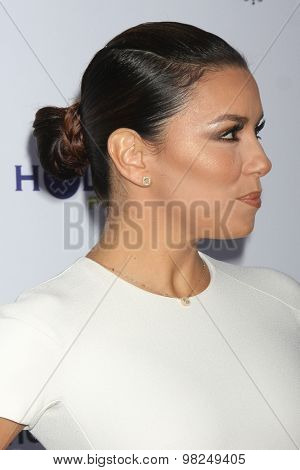 LOS ANGELES - AUG 8:  Eva Longoria at the 17th Annual HollyRod Designcare Gala at the The Lot on August 8, 2015 in West Hollywood, CA
