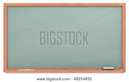 Green Chalkboard.
