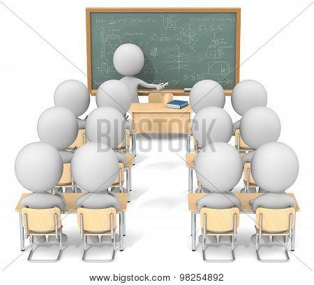Math Class.