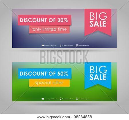 Banner Design For Sale