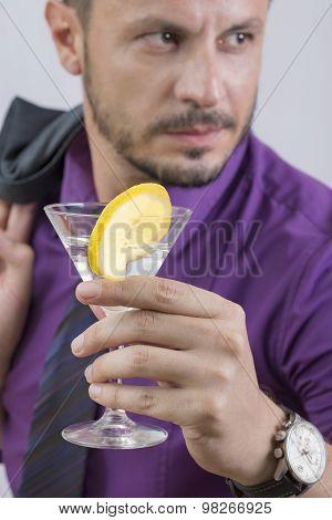 Gentleman cocktail