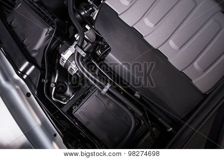Modern Vehicle Engine