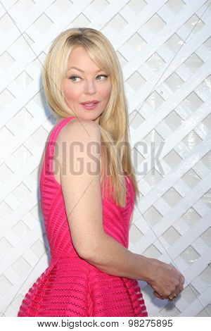 LOS ANGELES - AUG 8:  Charlotte Ross at the 17th Annual HollyRod Designcare Gala at the The Lot on August 8, 2015 in West Hollywood, CA