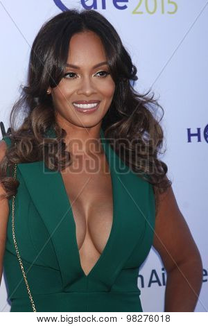 LOS ANGELES - AUG 8:  Evelyn Lozada at the 17th Annual HollyRod Designcare Gala at the The Lot on August 8, 2015 in West Hollywood, CA