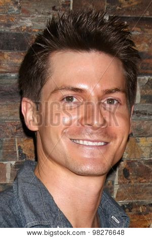 LOS ANGELES - AUG 8:  Robert Palmer Watkins at the General Hospital Fan Club Luncheon Arrivals at the Embassy Suites Hotel on August 8, 2015 in Glendale, CA