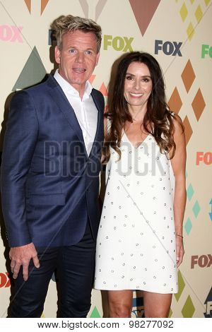 LOS ANGELES - AUG 6:  Gordon Ramsey at the FOX Summer TCA All-Star Party 2015 at the Soho House on August 6, 2015 in West Hollywood, CA