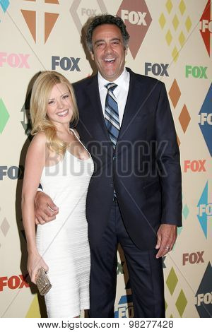 LOS ANGELES - AUG 6:  Brad Garrett at the FOX Summer TCA All-Star Party 2015 at the Soho House on August 6, 2015 in West Hollywood, CA