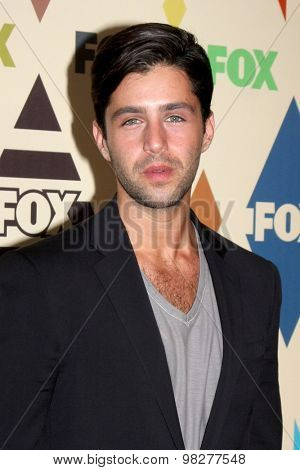 LOS ANGELES - AUG 6:  Josh Peck at the FOX Summer TCA All-Star Party 2015 at the Soho House on August 6, 2015 in West Hollywood, CA