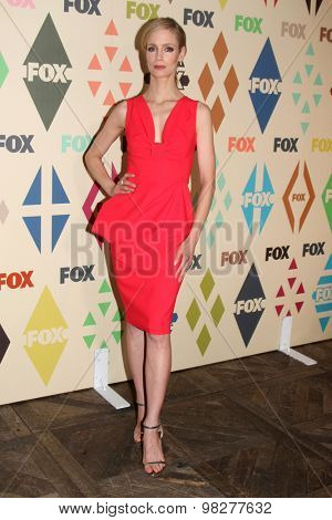LOS ANGELES - AUG 6:  Laura Regan at the FOX Summer TCA All-Star Party 2015 at the Soho House on August 6, 2015 in West Hollywood, CA