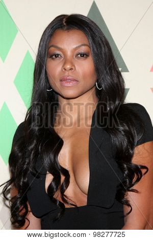 LOS ANGELES - AUG 6:  Taraji P Henson at the FOX Summer TCA All-Star Party 2015 at the Soho House on August 6, 2015 in West Hollywood, CA
