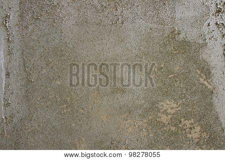 Paint On Concrete Texture
