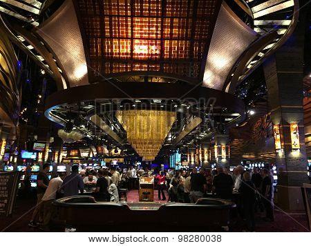Mohegan Sun Casino and Hotel in Uncasville, Connecticut