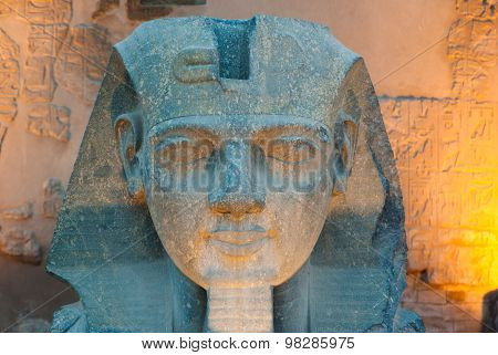 Pharaoh's Statue