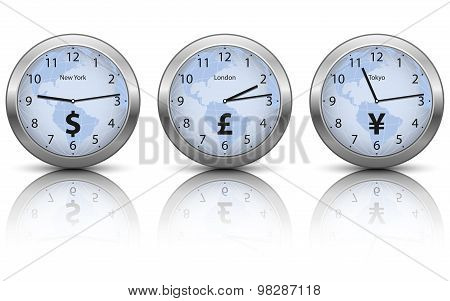 Business Time, Vector