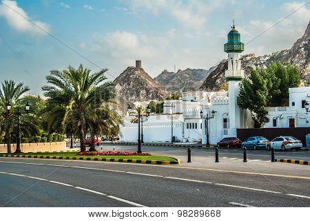 Mascat, Oman