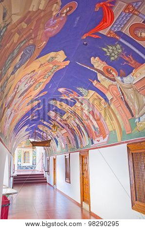 The Monastery Hall