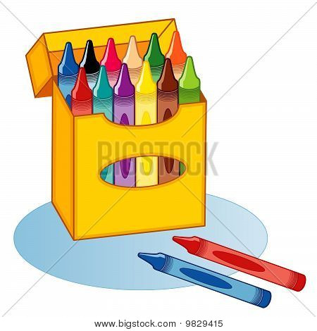 Big Box Of Crayons
