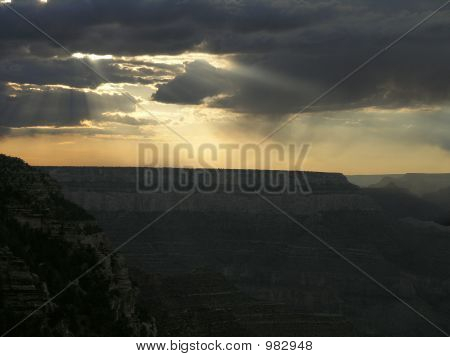 Grand Canyon Sunset 2