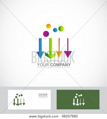 Arrow Different Logo
