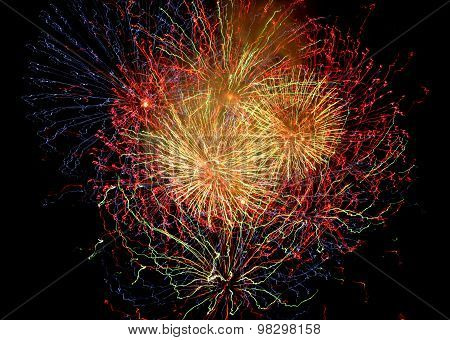 Fireworks, Tokyo