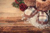 Постер, плакат: Christmas background