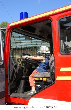 Junior Firefighter