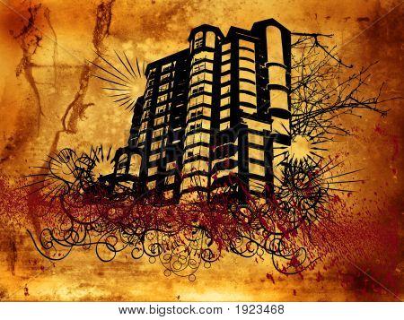 Grunge Buildings