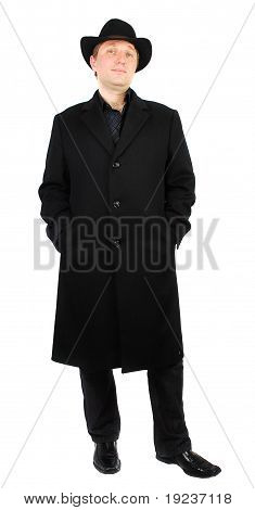 Man In Coat